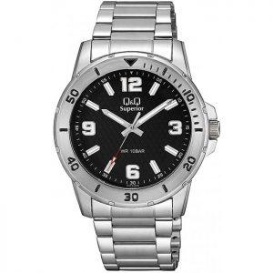 Мъжки аналогов часовник Q&Q Superior - S372J205Y