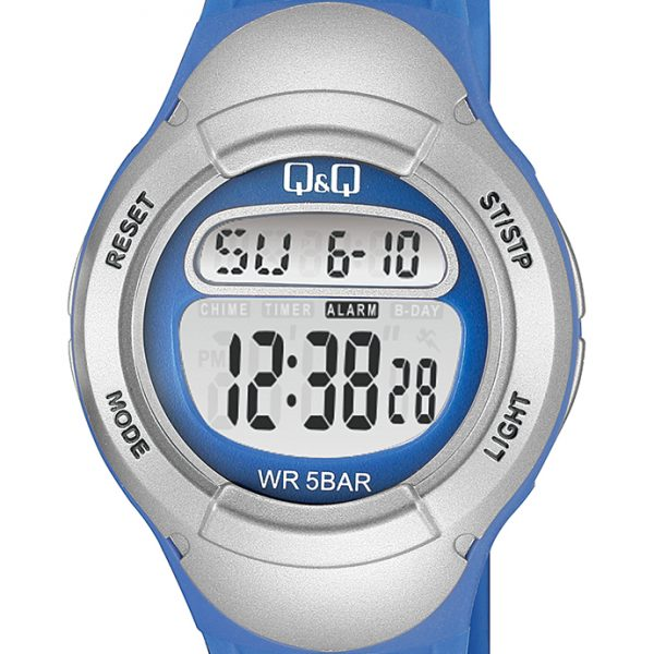 Детски дигитален часовник Q&Q - M194J002Y