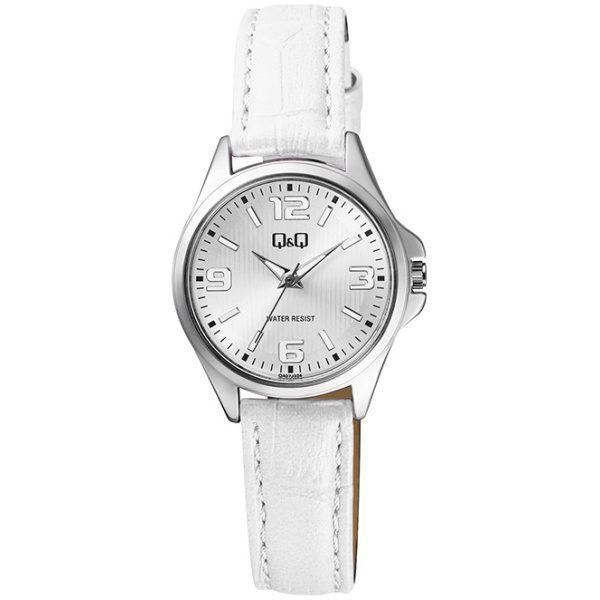 Дамски аналогов часовник Q&Q - QA07J314Y