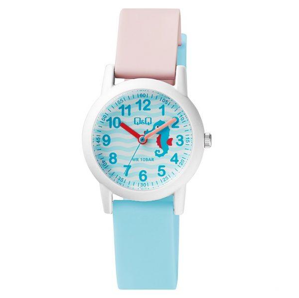 Детски аналогов часовник Q&Q - VS49J001Y
