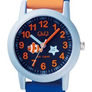 Детски аналогов часовник Q&Q - VS49J007Y