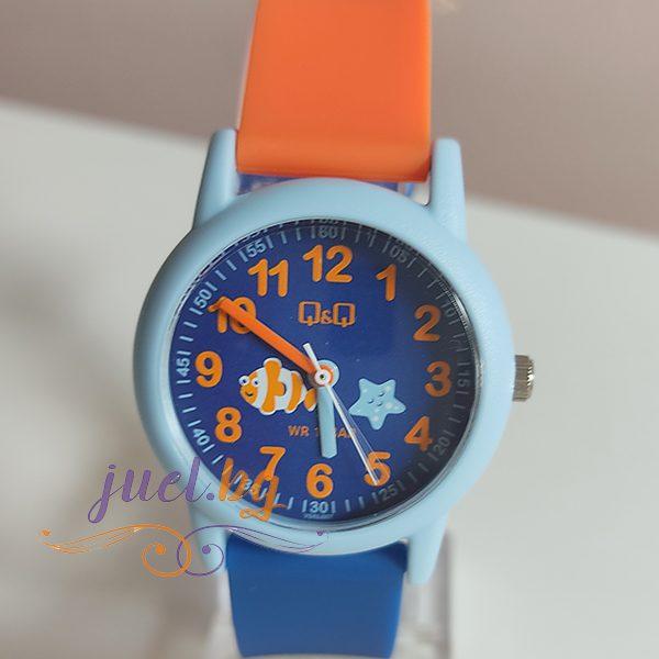 Детски аналогов часовник Q&Q – VS49J007Y