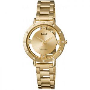 Дамски аналогов часовник Q&Q - QC23J010Y