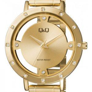 Дамски аналогов часовник Q&Q – QC23J010Y
