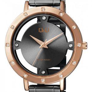 Дамски аналогов часовник Q&Q - QC23J402Y
