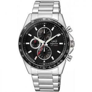Мъжки часовник Q&Q Superior S394J212Y хронограф