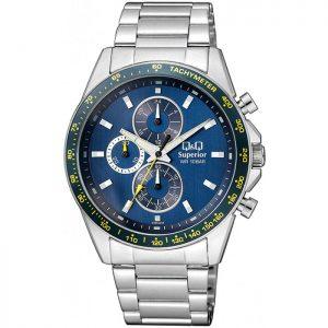 Мъжки часовник Q&Q Superior S394J232Y хронограф