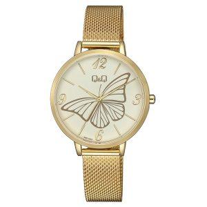 Дамски аналогов часовник Q&Q - QB57J004Y