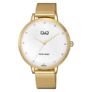 Дамски аналогов часовник Q&Q – QB57J204Y