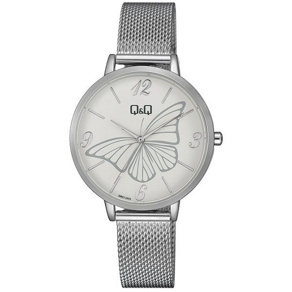 Дамски аналогов часовник Q&Q - QB57J204Y