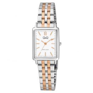 Дамски аналогов часовник Q&Q - QB95J421Y