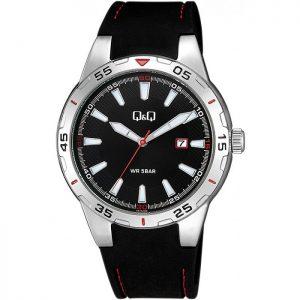 Мъжки аналогов часовник Q&Q - A470J302Y