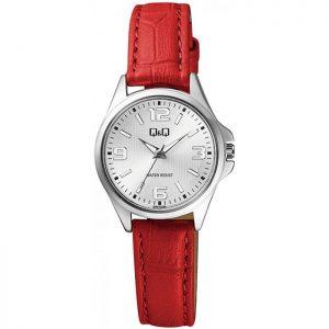 Дамски аналогов часовник Q&Q - QA07J324Y