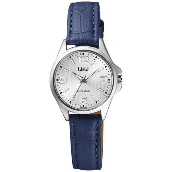 Дамски аналогов часовник Q&Q - QA07J344Y