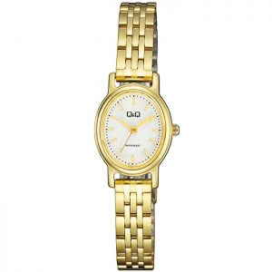 Дамски аналогов часовник Q&Q - QC33J001Y