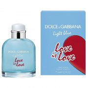 Dolce&Gabbana Light Blue Love Is Love EDT 2020 парфюм за мъже