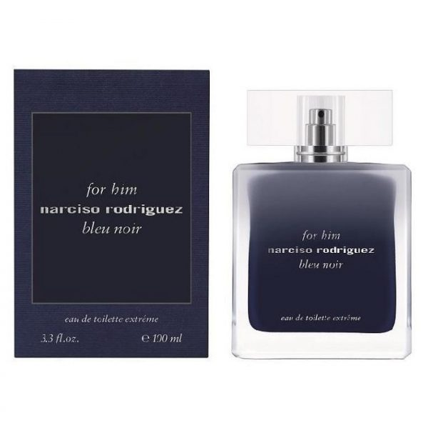 Narciso Rodriguez for Him Bleu Noir EDT Extreme парфюм за мъже