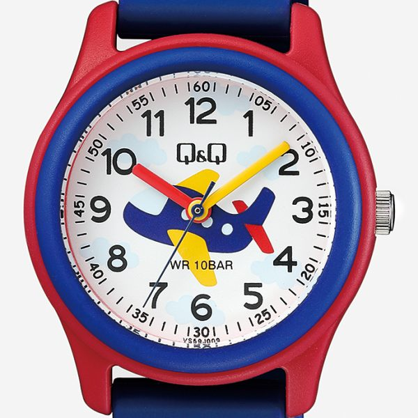 Детски аналогов часовник Q&Q – VS59J009Y