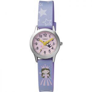 Детски аналогов часовник Q&Q - QC29J305Y