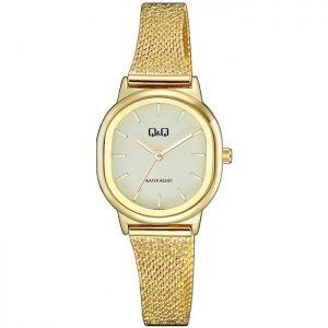 Дамски аналогов часовник Q&Q - QC37J011Y