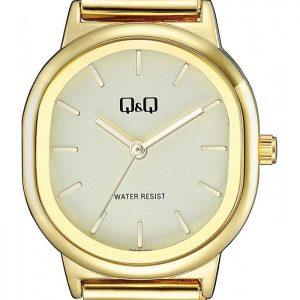 Дамски аналогов часовник Q&Q – QC37J011Y