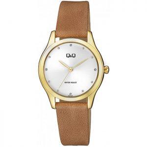 Дамски аналогов часовник Q&Q - QZ51J101Y