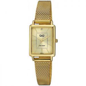 Дамски аналогов часовник Q&Q - QZ53J010Y