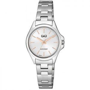 Дамски аналогов часовник Q&Q - QZ55J211Y