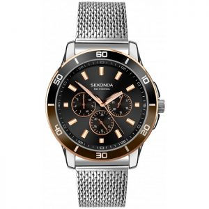 Мъжки часовник Sekonda Multifunction - S-1841.00