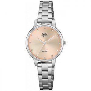 Дамски часовник Q&Q Superior - S401J202Y