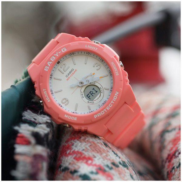 Дамски часовник Casio Baby-G – BGA-260-4AER
