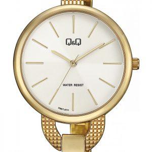 Дамски аналогов часовник Q&Q – F667J011Y