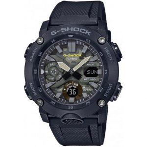 Мъжки часовник Casio G-Shock - GA-2000SU-1AER