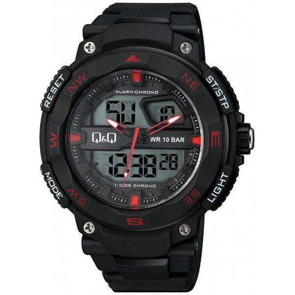 Мъжки дигитален часовник Q&Q - GW85J006Y