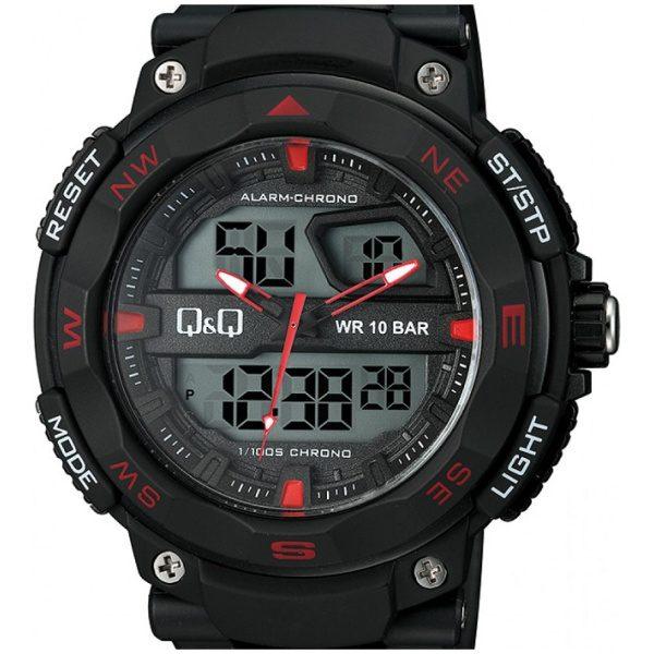 Мъжки дигитален часовник Q&Q – GW85J006Y