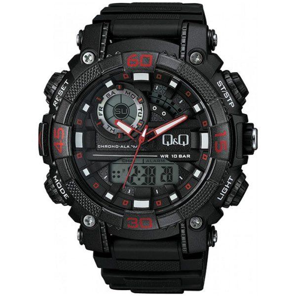 Мъжки дигитален часовник Q&Q - GW87J011Y