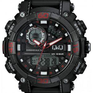 Мъжки дигитален часовник Q&Q – GW87J011Y