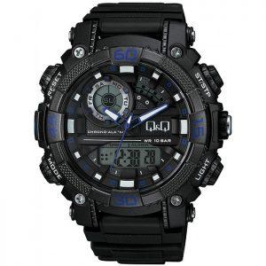 Мъжки дигитален часовник Q&Q - GW87J012Y
