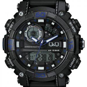 Мъжки дигитален часовник Q&Q – GW87J012Y