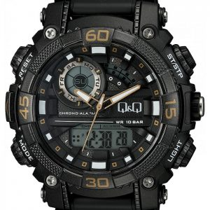 Мъжки дигитален часовник Q&Q - GW87J013Y