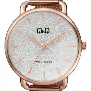 Дамски аналогов часовник Q&Q - QC27J011Y
