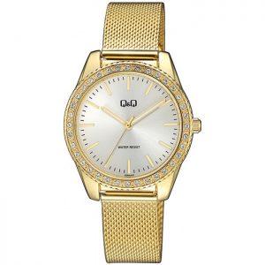 Дамски аналогов часовник Q&Q - QZ59J001Y