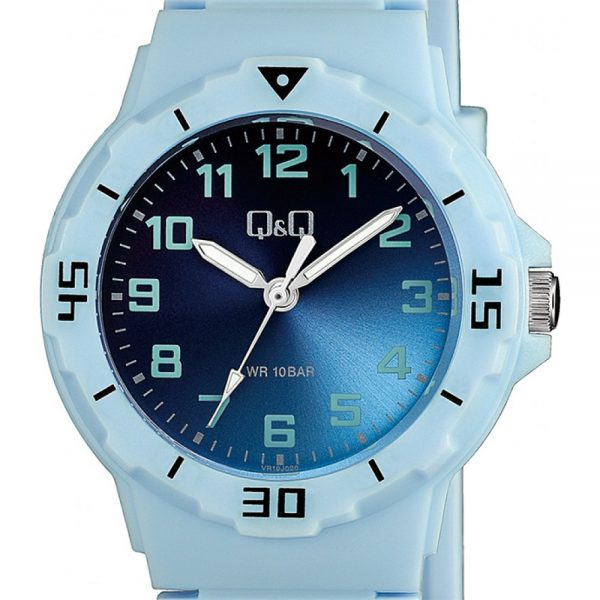 Детски аналогов часовник Q&Q - VR19J020Y