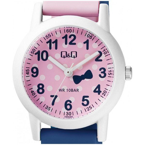 Детски аналогов часовник Q&Q – VS49J005Y