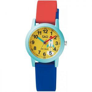 Детски аналогов часовник Q&Q - VS49J009Y