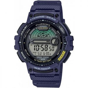 Мъжки часовник Casio Fishing - WS-1200H-2AVEF