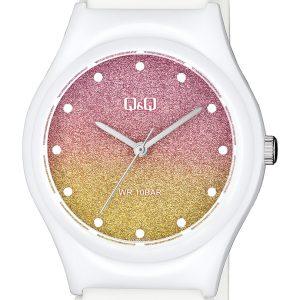Дамски аналогов часовник Q&Q - VQ86J032Y