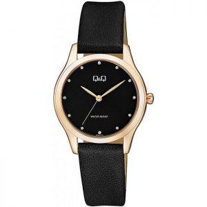 Дамски аналогов часовник Q&Q - QZ51J112Y