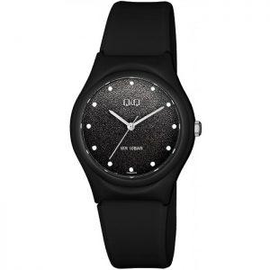 Дамски аналогов часовник Q&Q - VQ86J039Y