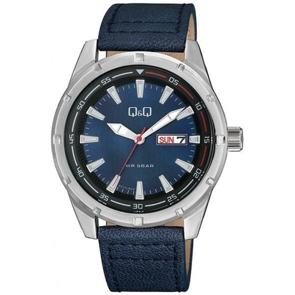 Мъжки аналогов часовник Q&Q - A214J502Y